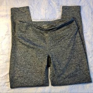 Jockey Grey Leggings Sz M
